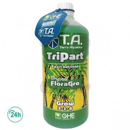 Bote TriPart Grow