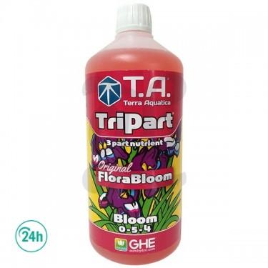 TriPart Bloom bottle
