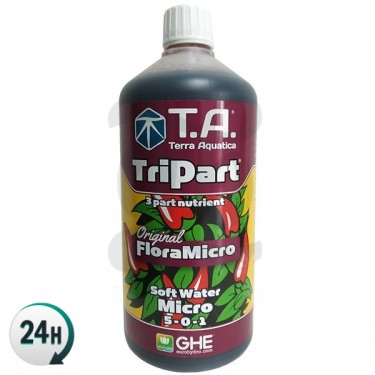 Bote TriPart Micro SW (agua blanda)