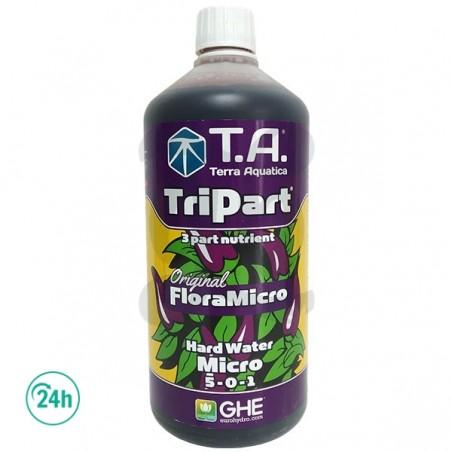 TriPart Micro HW (hard water) bottle
