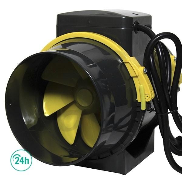 Extractor Max-Fan 2 velocidades para el cultivo
