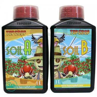 Soil A+B bottles