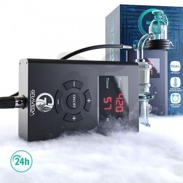 Kit clou électronique E-Nail Graveda