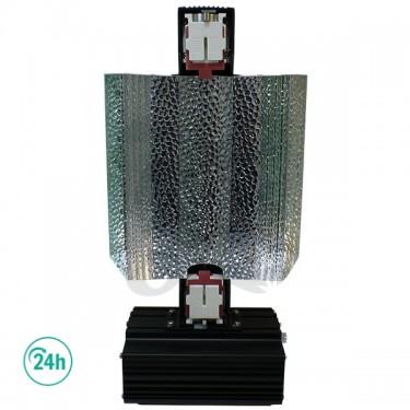 Luminaire Spectra D.E 1000W Solux HPS/LEC