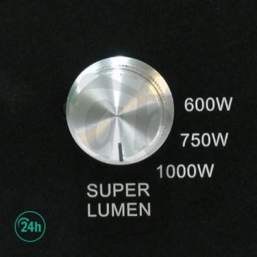 Luminaria Spectra - Niveles