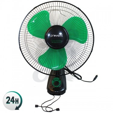 Wall-Mounted Fan with String
