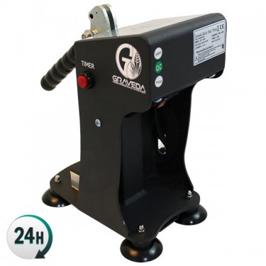 Manual 600 kg Graspresso Rosin Press