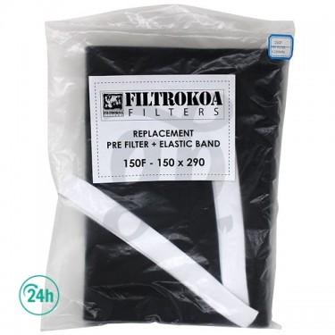 sleeve filter bag