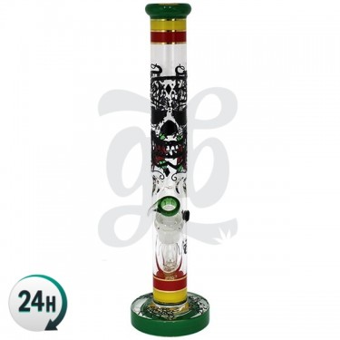 Bong Cristal Hammer 48 cm Grace Glace