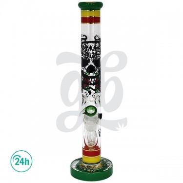 48cm Hammer Grace Glace Glass Bong
