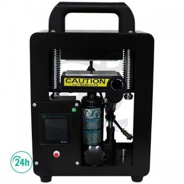 Prensa Rosin Graspresso GP30 5 Toneladas - Parte delantera