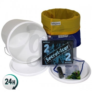 Kit extraccion de resina con hielo Growbarato.net