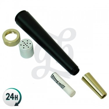 Aluminum Pipe with Carbon Filter - Parts