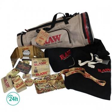 RAW Cone Duffel Bag en toile