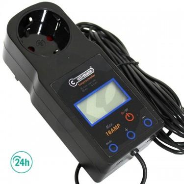 Cli-mate controller 16A température