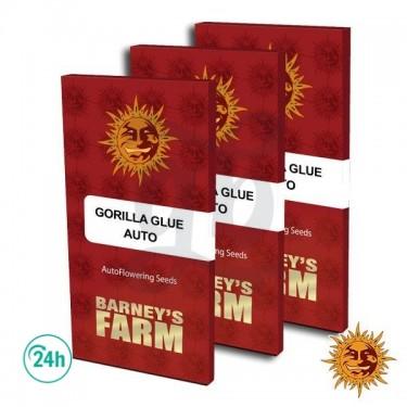 Gorilla Glue Auto embalaje semillas