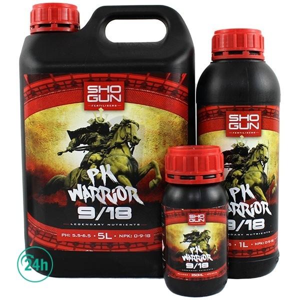 PK Warrior 9/18