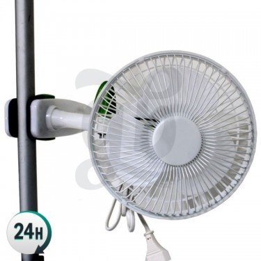 15w Clip-on Fan