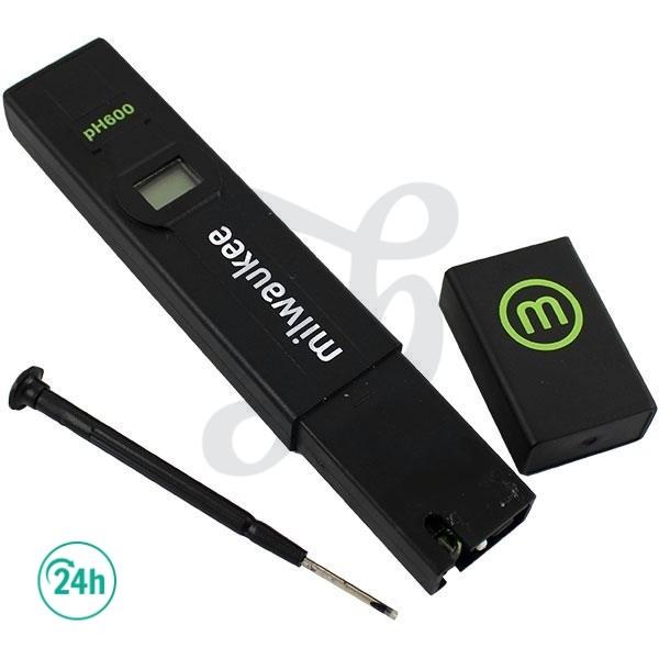 Testeur pH 600 Milwaukee Eco