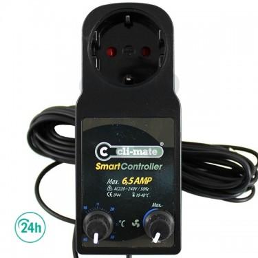 Speed and Temperature Controller