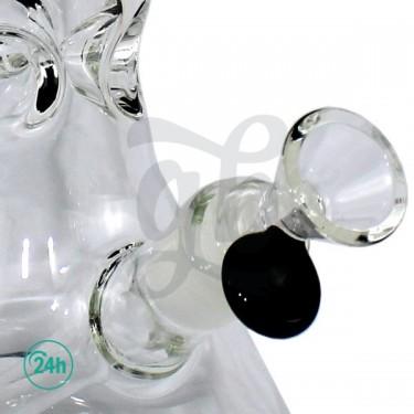 Bang en verre Auriga 33 cm