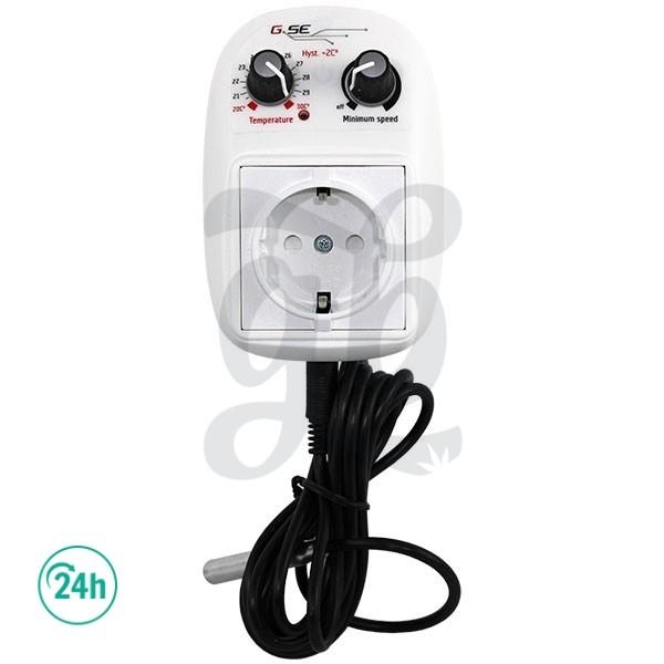 GSE controlador temperatura