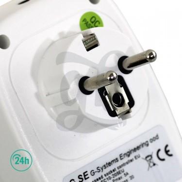 GSE Temperature Controller plug