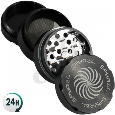 Grinder Spyral 55mm 4 partes