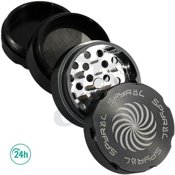Grinder Spyral 4 Parties 62 mm