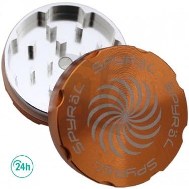 Spyral 2-part Grinder 40mm