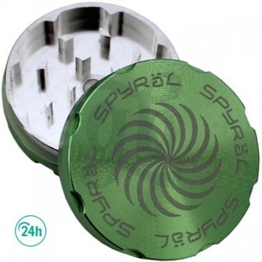 Spyral 2-part Grinder 40mm orange