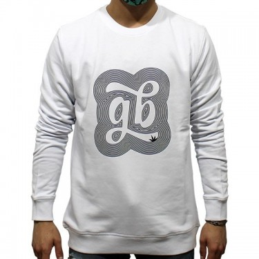 Sweat-shirt GB Psycho