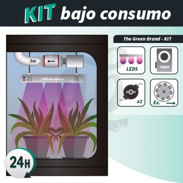 Kit Cultivo Bajo Consumo