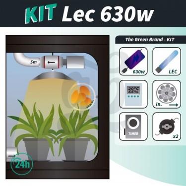Kit de culture complet LEC 630 W