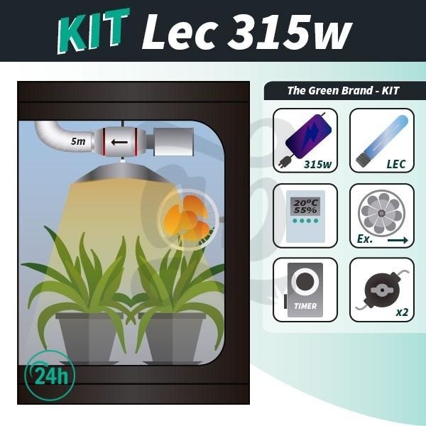 Kit de cultivo completo Lec 315w