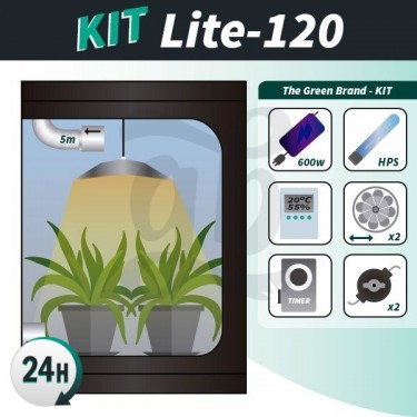 Complete Indoor Lite 120 Growing Kit