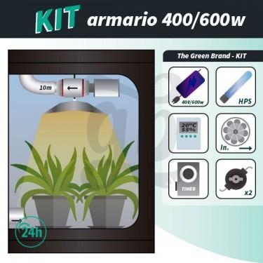 Kit Armoire Complète 400/600 W