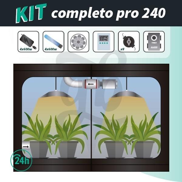Pro 240 Complete Indoor Grow Kit