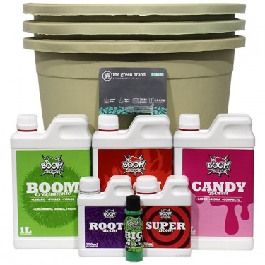 Complete Feminized Growing Kit