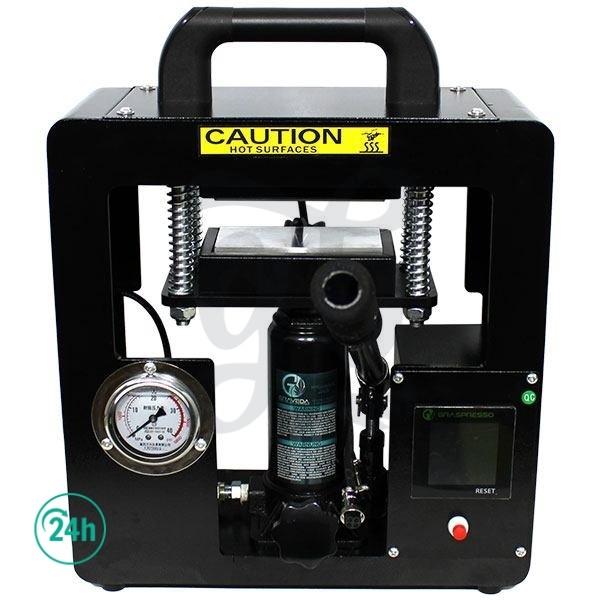 Graspresso GP5 7 Ton Rosin Press with Pressure Gauge