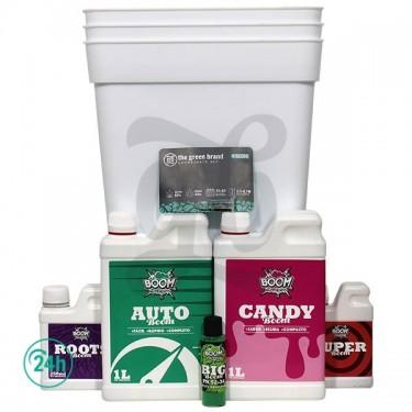 Autoflowering Complete Kit