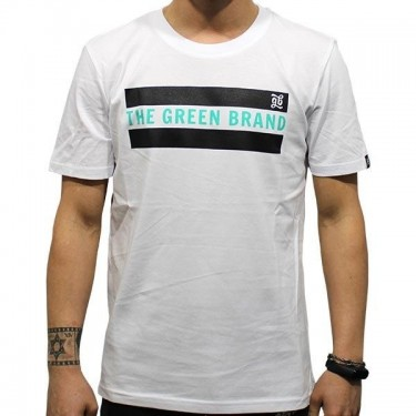 GB Flag T-shirt White