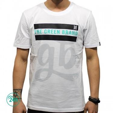 T-shirt Drapeau The Green Brand