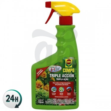 Insecticide Triple Action...