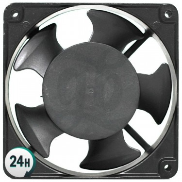 Low consumption Extractor Fan + Accessories and Cables