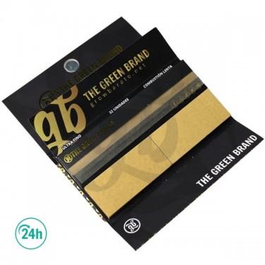 Papel de liar GB 4 en 1 Oro