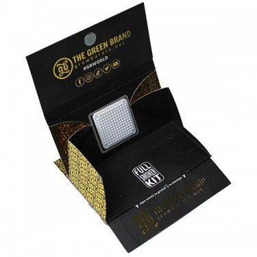 Rolling Paper Gold GB 4 in 1