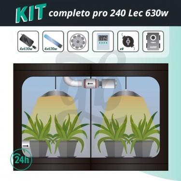 Kit de Cultivo completo Pro...