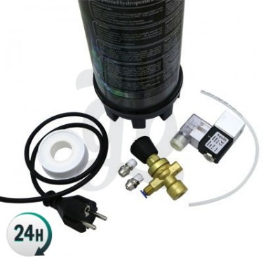 Kit CO2 avec Bombonne Jetable 1Kg
