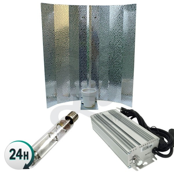 Vanguard 600w Dimmable Electric Lighting Kit